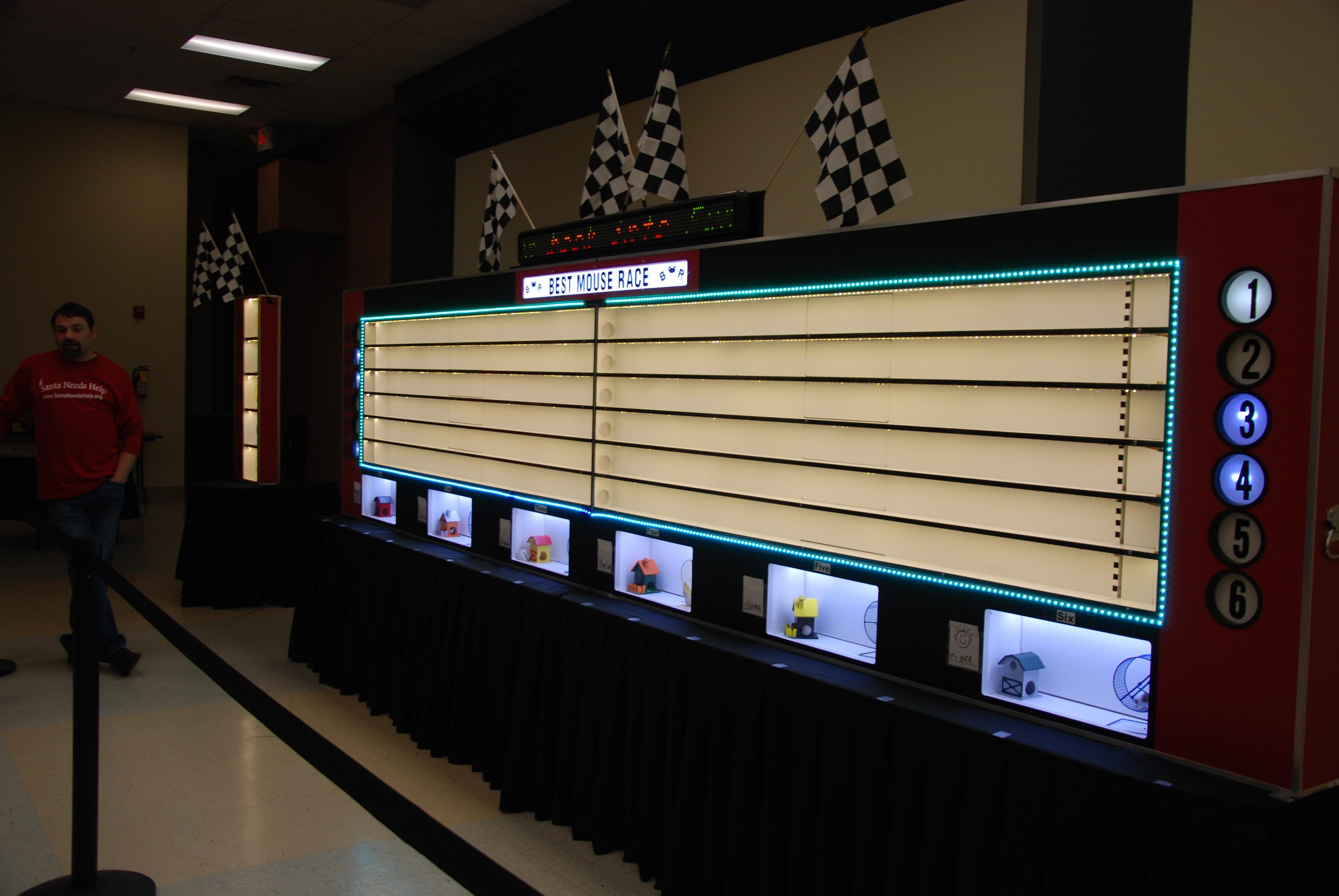 Pictures Best Mouse Race Saint Louis Missouri
